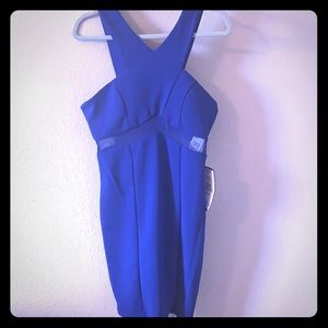 Trixxi Dresses - New Blue Party Dress